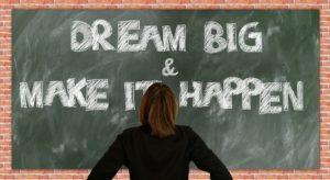 Trading Psychology - Dream Big